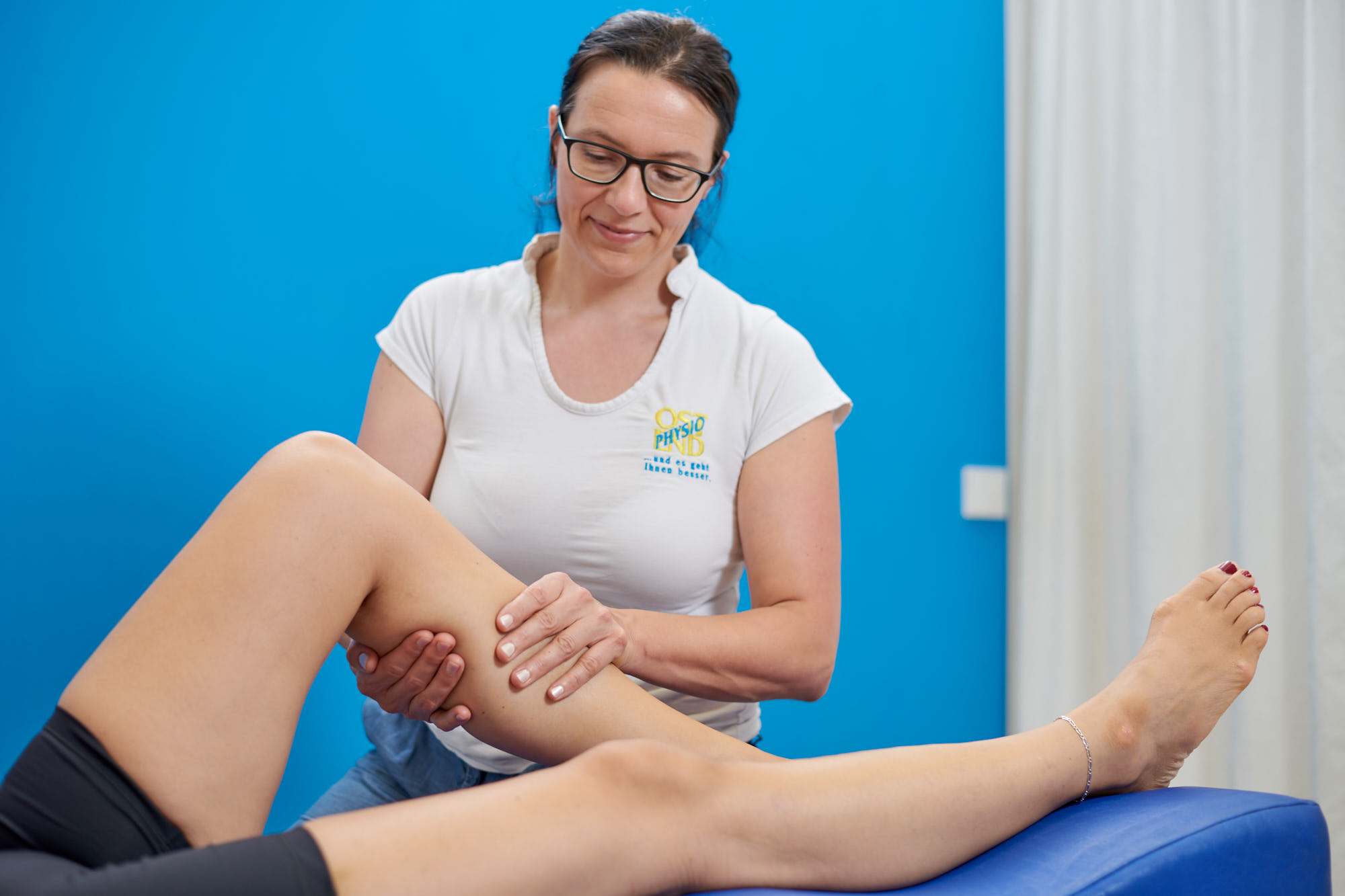 OSTEND-PHYSIO: Lymphdrainage